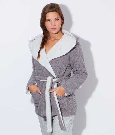 Pyjama Mode Et Fitness Polaire Vetement Femme Veste TcpBfqwUw