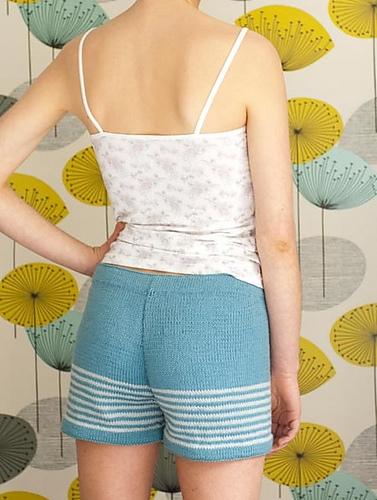 Modele tricot short femme