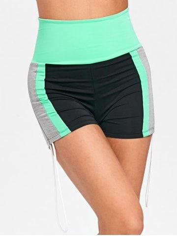 Mini-short de sport pour femme - Vetement fitness et mode 4b4810c59376