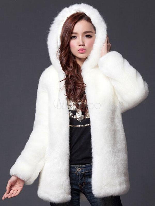 ea8ec5f78f8f Veste femme blanche hiver - Vetement fitness et mode