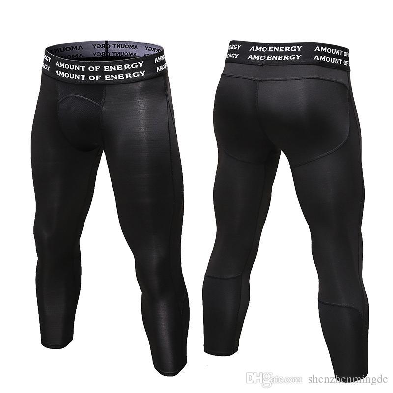 3/4 leggings mens