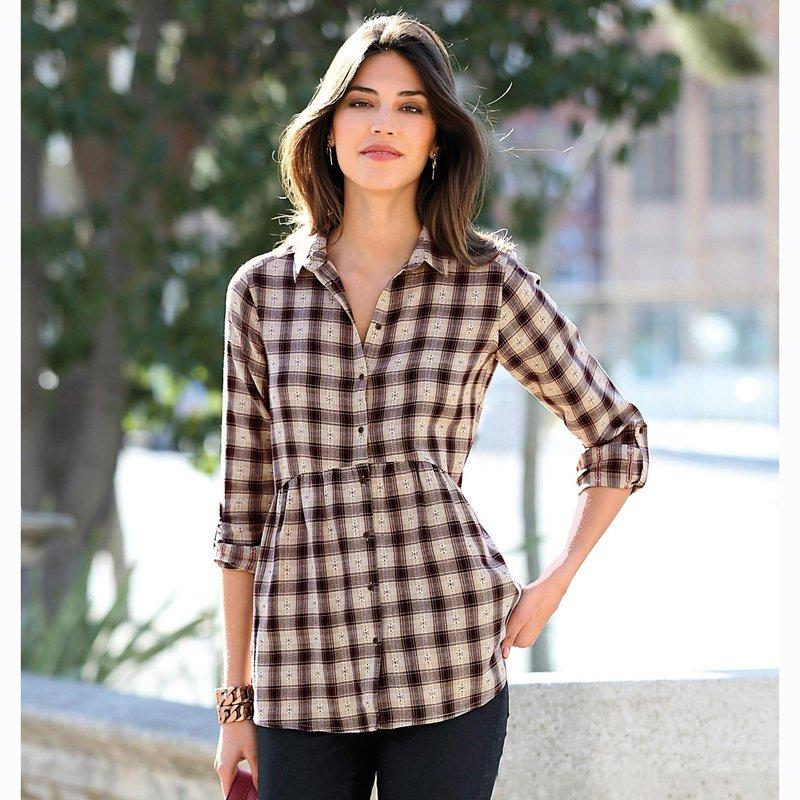 3 suisses chemise femme