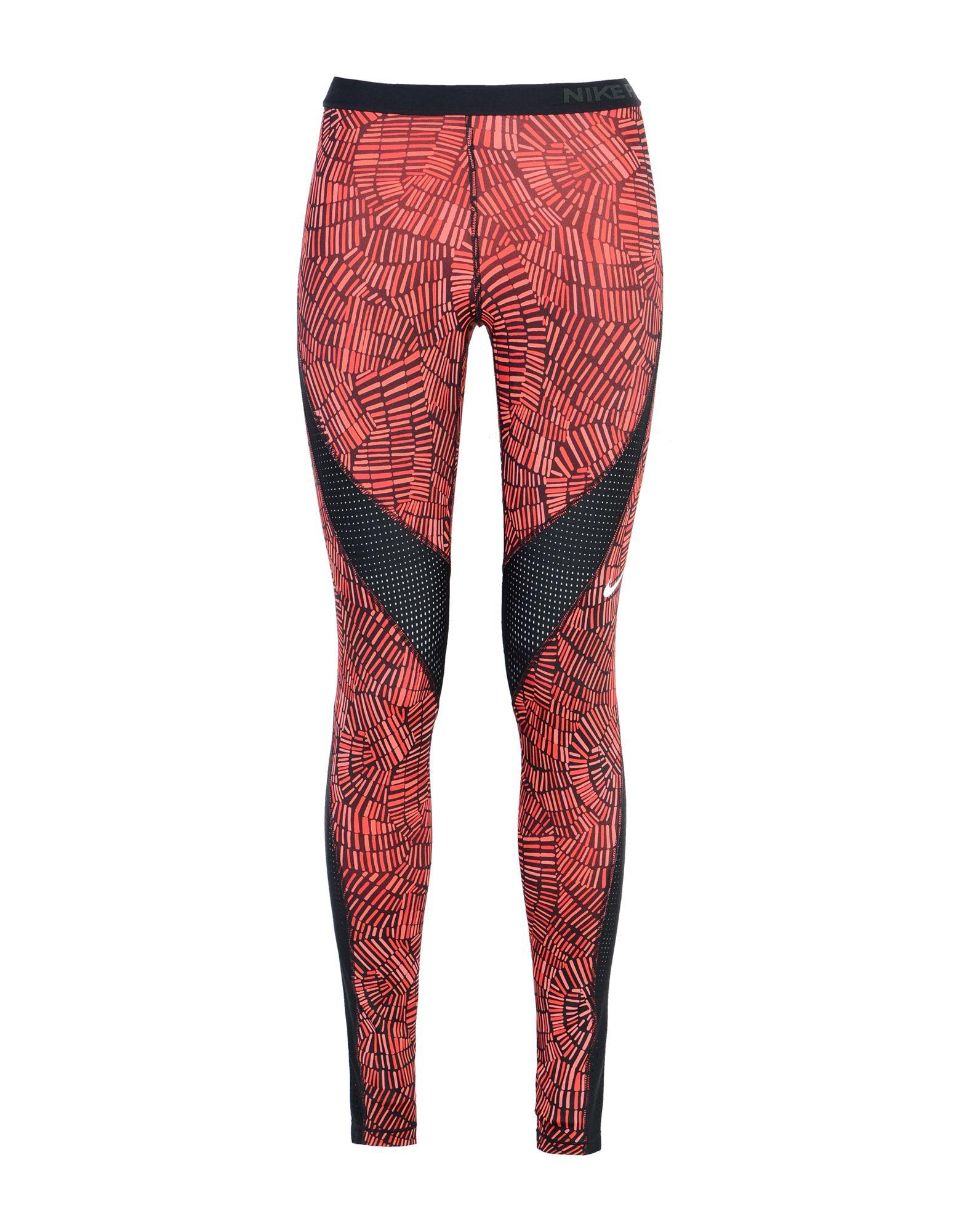Legging nike rouge femme