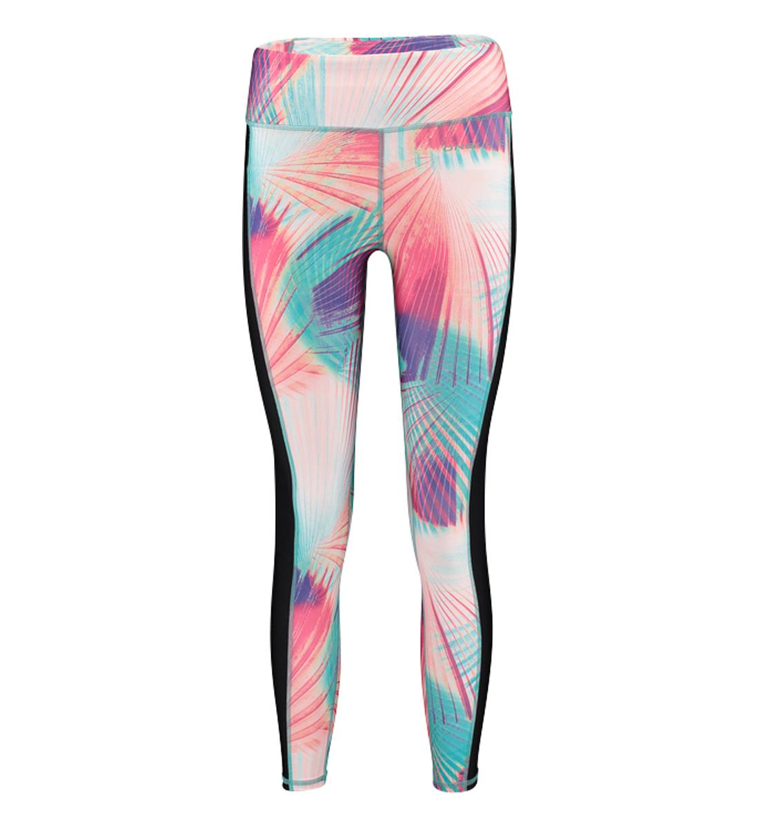 Legging sport femme multicolore
