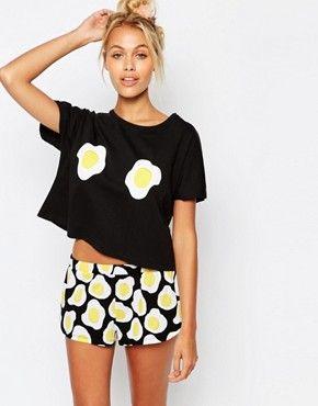 Short pyjama femme pas cher - Vetement fitness et mode f017bbefea8