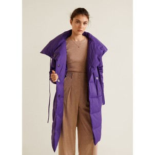 Veste Mode Mango Femme Vetement Matelassée AP6Twnqqd