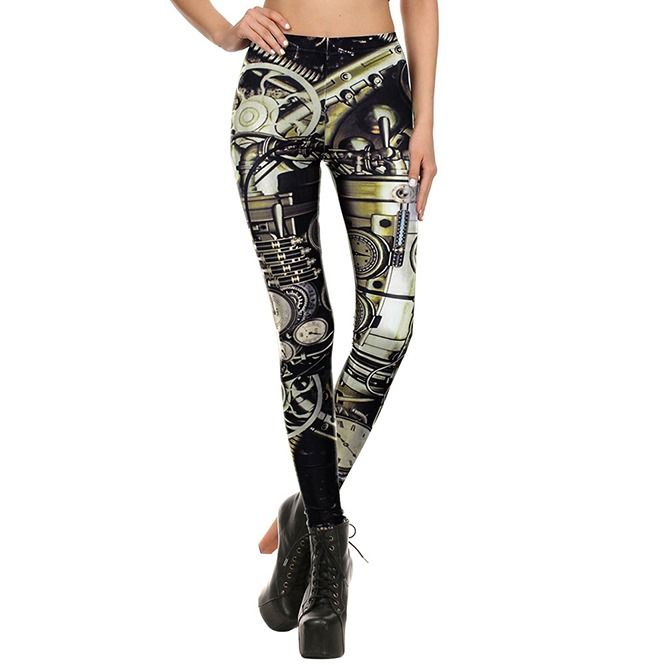 Cw x leggings