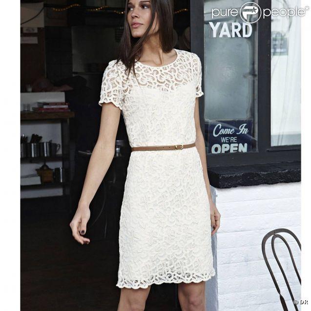 9391642250c Les robes en dentelle - Vetement fitness et mode