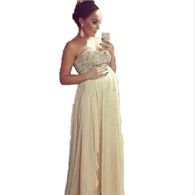 860b8383dc7 Robe de soirée maternité - Vetement fitness et mode