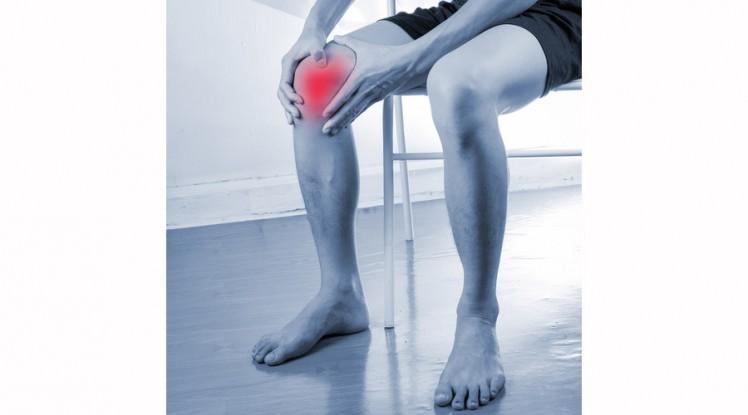 Running tights knee pain