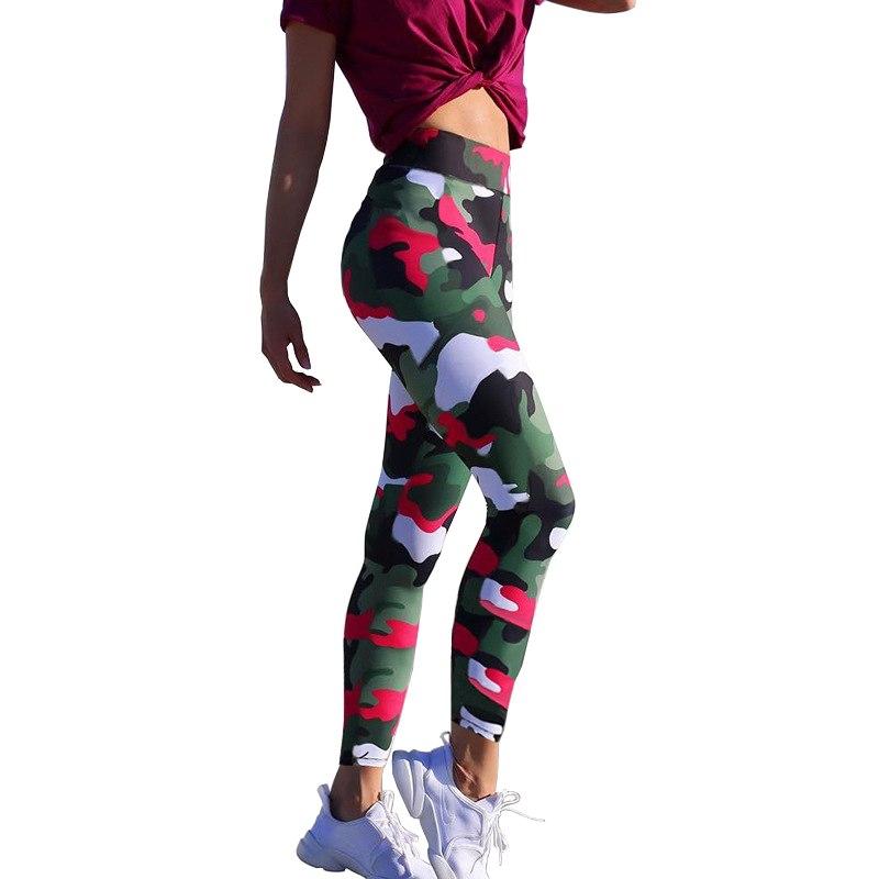 243c1be76b0 Legging sport femme camouflage - Vetement fitness et mode