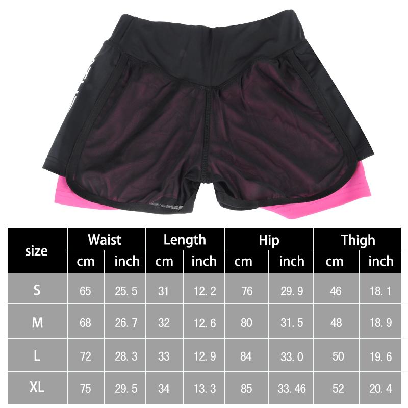 Short fitness femme 2 en 1 - Vetement fitness et mode 3466cc32ac0