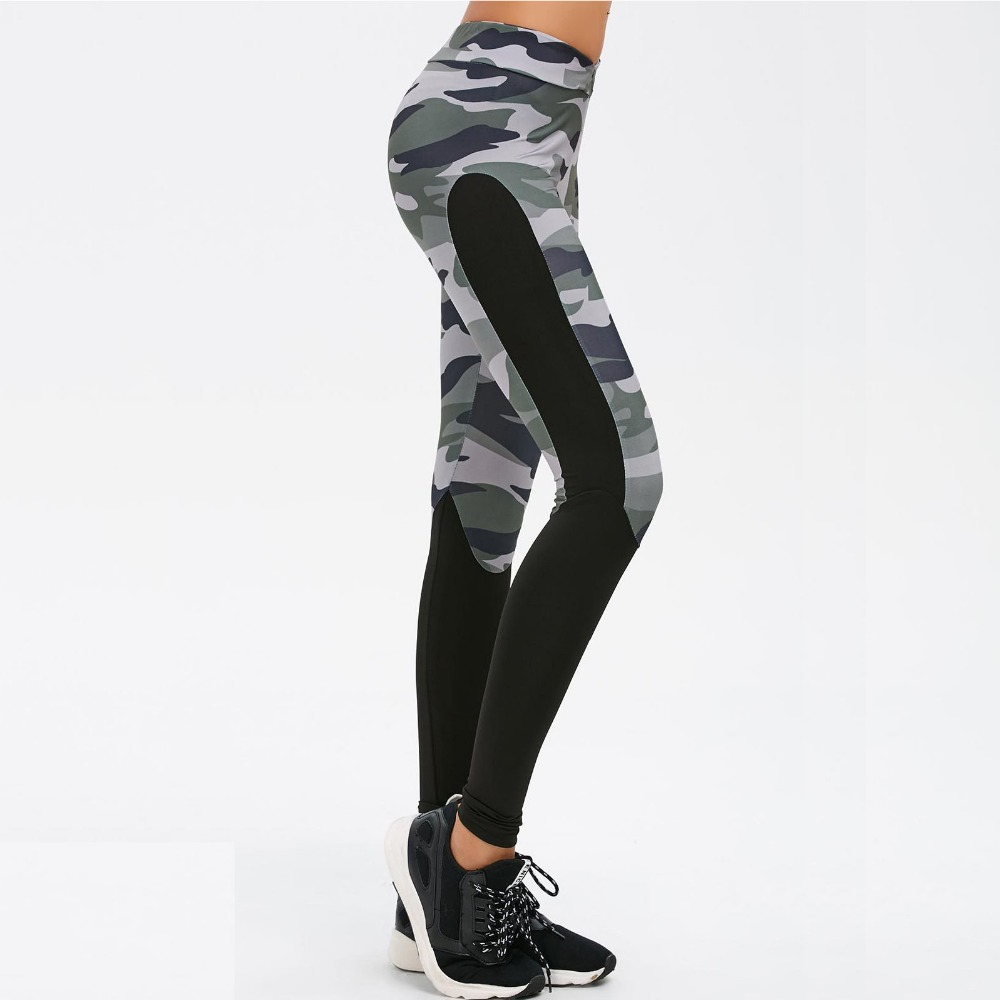 Legging sport femme militaire - Vetement fitness et mode 91898fec32e