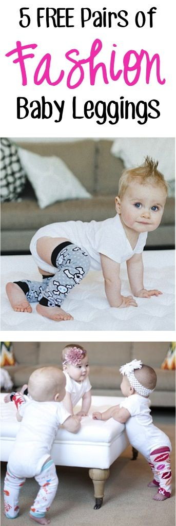 5 free baby leggings