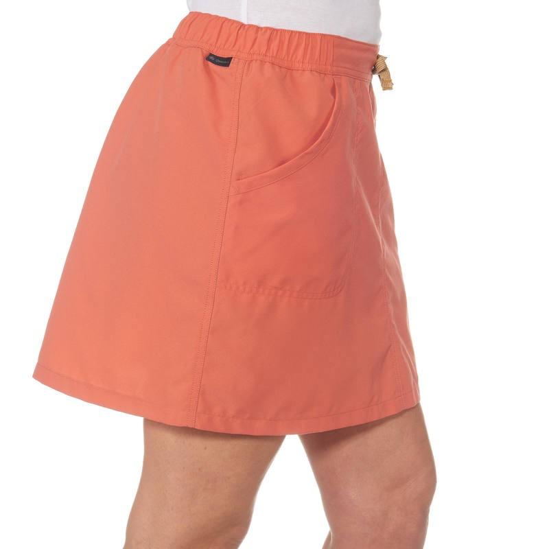 Jupe short femme decathlon - Vetement fitness et mode 86a13a2db92