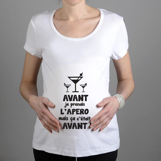 Vetement Tee Fitness Mode Enceinte Personnalisé Femme Et Shirt uTK3J5clF1