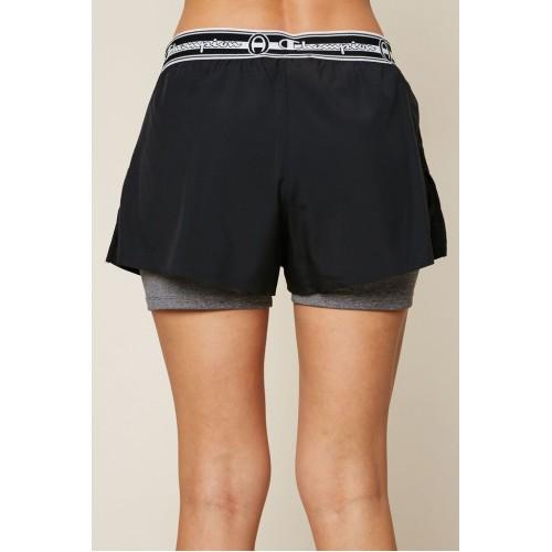 Short gris femme sport - Vetement fitness et mode 398775ef03a