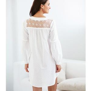 Chemise nuit femme longue - Vetement fitness et mode 029bf0b1d8a