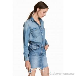 87b99684622e Veste en jean courte femme h m - Vetement fitness et mode