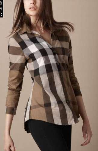 Chemise femme imitation burberry - Vetement fitness et mode a79748dfdd3