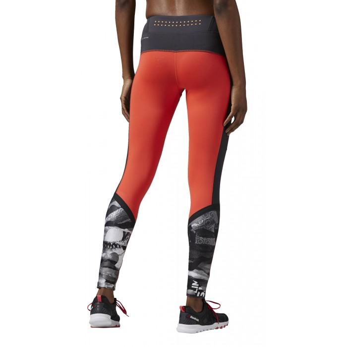 Legging femme rouge - Vetement fitness et mode bb8f02c48ab8