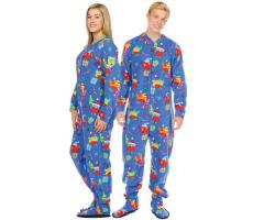 Pyjama 1 pièce femme