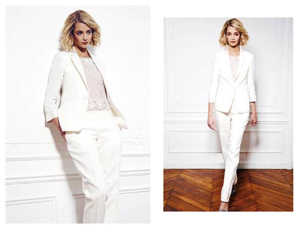 Mode Et Vetement Veste Femme En Blanc Lin Fitness Yq08R7q