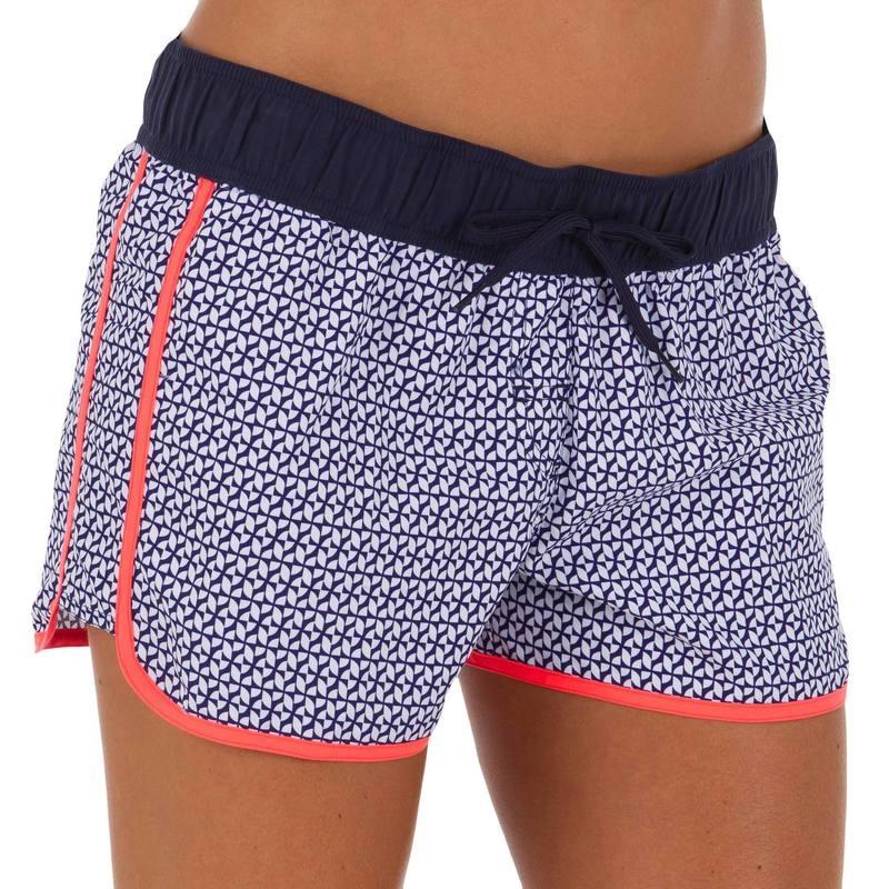 Short femme taille haute decathlon - Vetement fitness et mode 4561b56a539