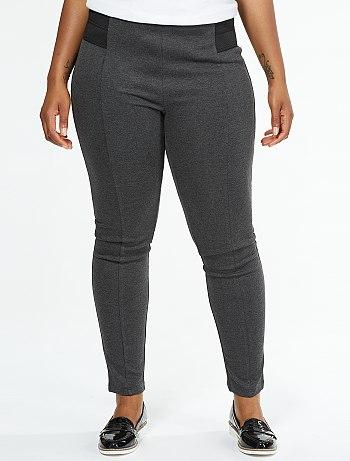 Legging femme grande taille