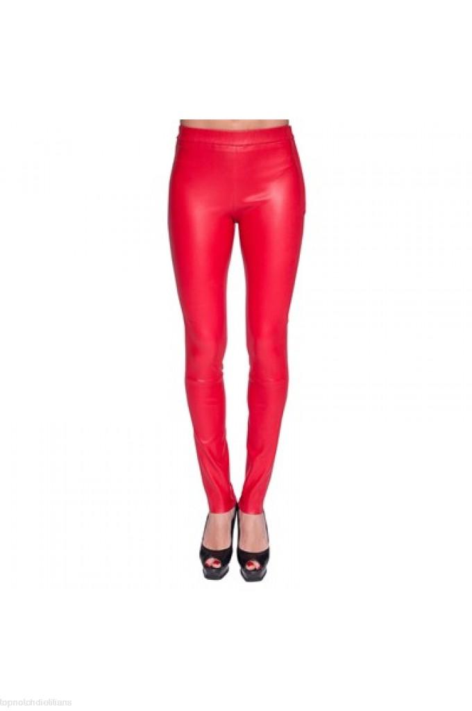 Acheter legging rouge femme