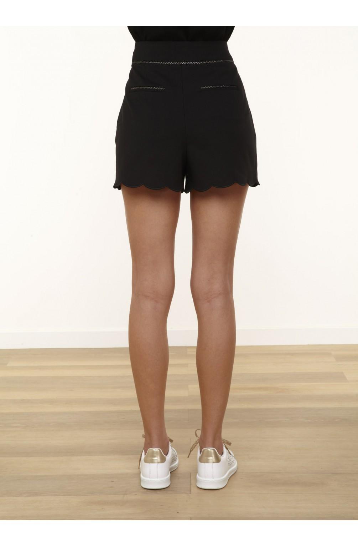 Vetement Vetement Mode Femme Et Fitness Habillé Habillé Habillé Noir Short 1tvYxHv
