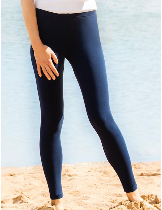 Legging femme coton bio