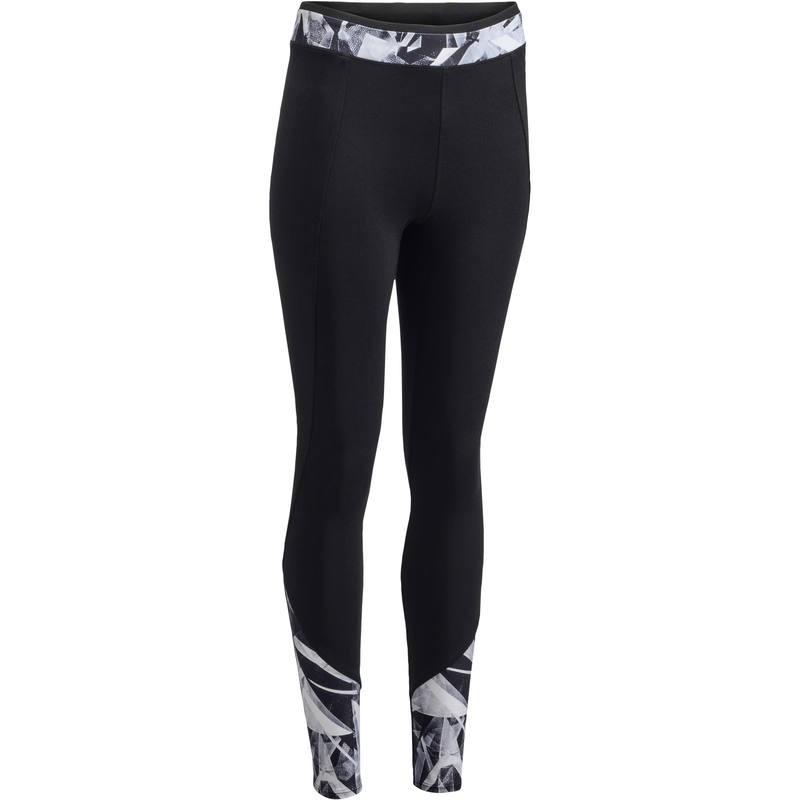 Legging blanc femme decathlon - Vetement fitness et mode 927064193d2