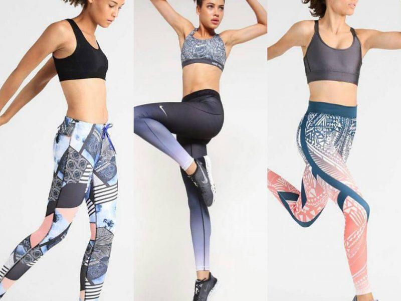 Legging sport femme ronde