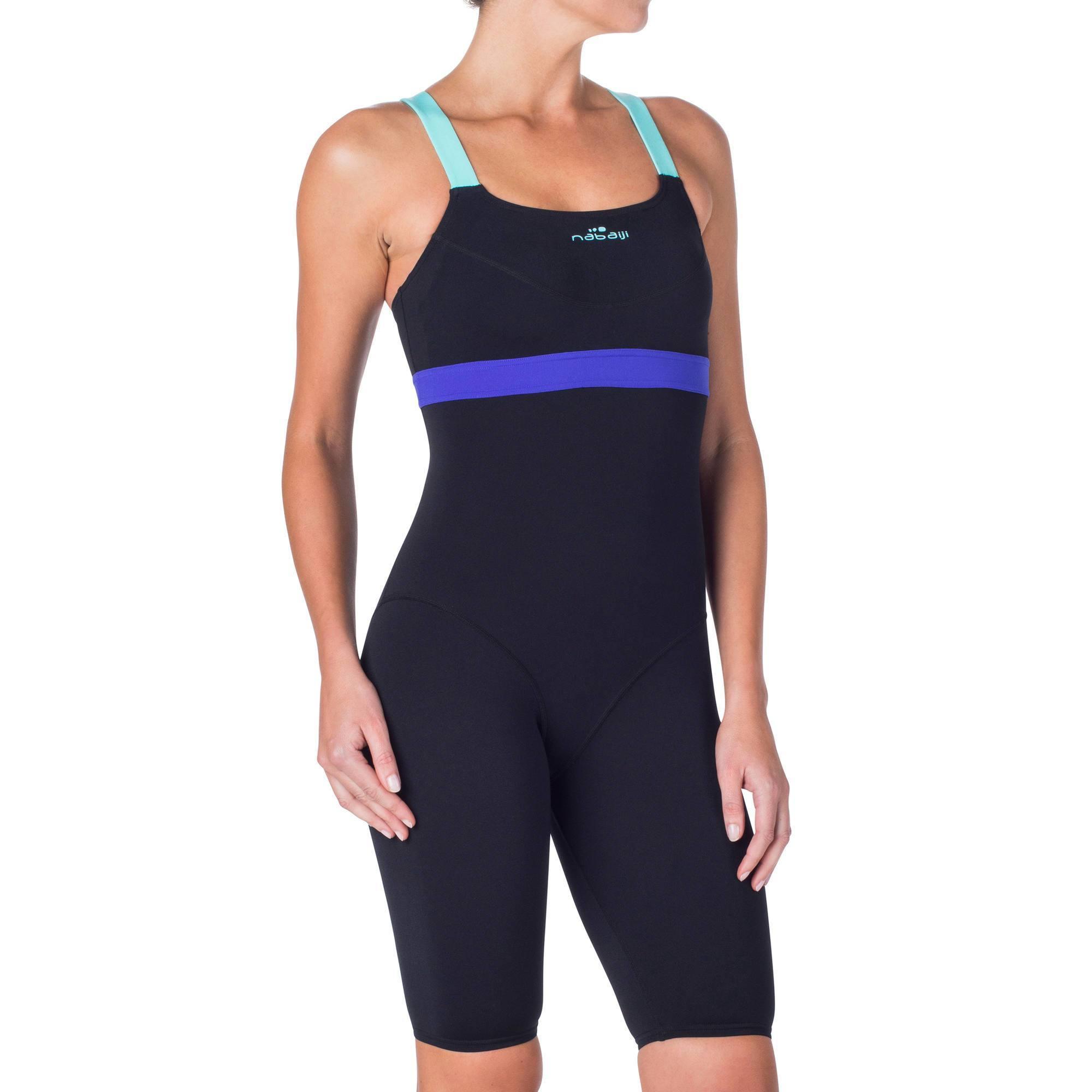 Short de bain noir femme decathlon - Vetement fitness et mode 781207f4cd8
