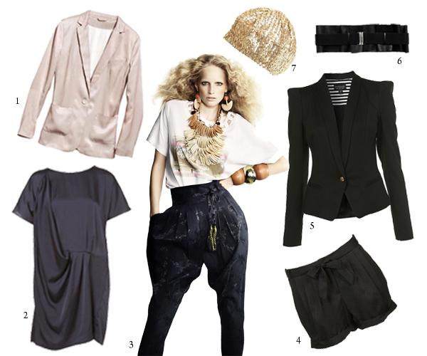 veste printemps femme h m vetement fitness et mode. Black Bedroom Furniture Sets. Home Design Ideas