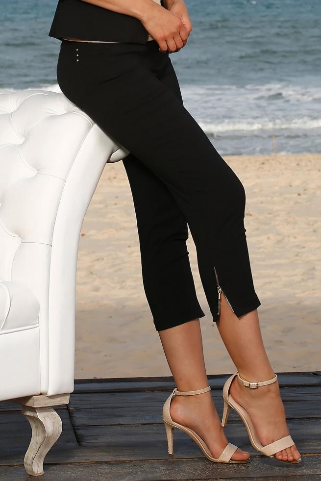 Legging femme habillée