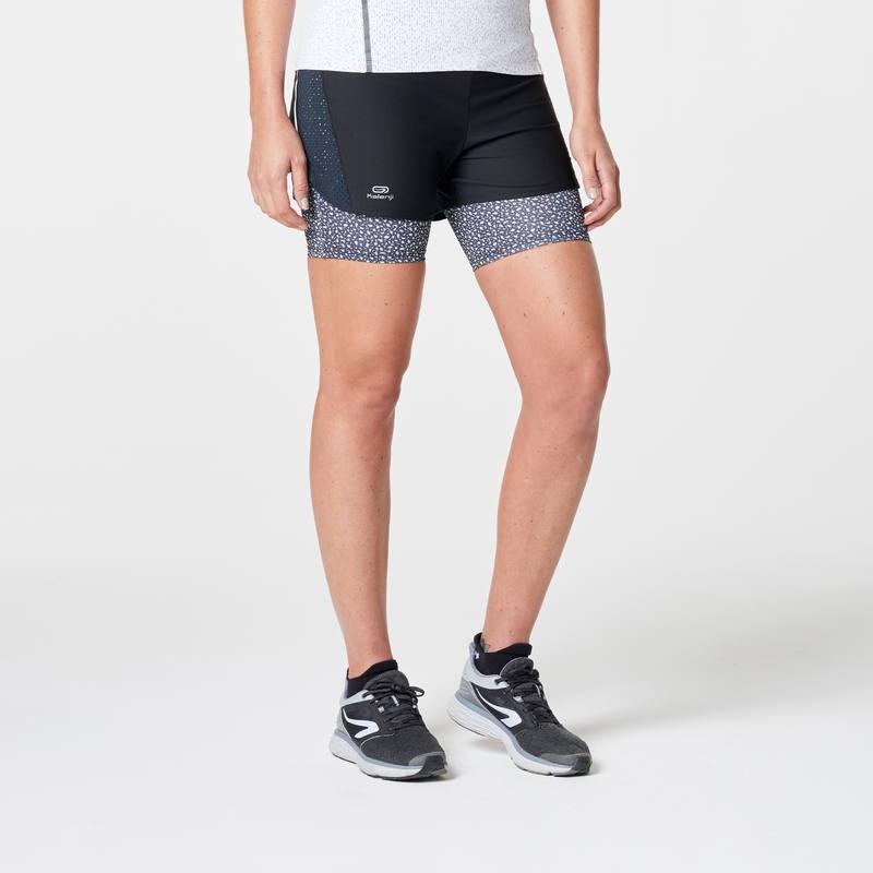 Short 2en1 femme decathlon - Vetement fitness et mode 1af9b80b3e4