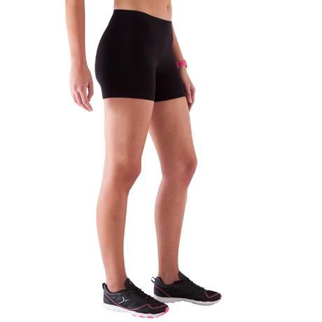 Short molleton femme decathlon - Vetement fitness et mode 89304ec3be4