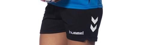 Short hummel classic femme
