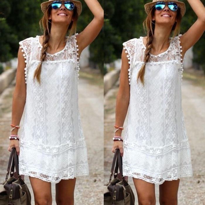 d99ebdfb31d0b Achat robe dentelle - Vetement fitness et mode
