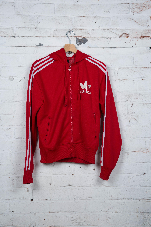 Adidas Fitness Et Mode Rouge Femme Veste Vetement Bq5RaIaw 13471d4dd4d