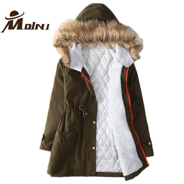 Parka jacket femme