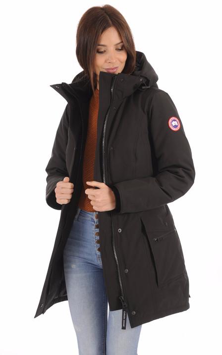 Parka militaire femme mode