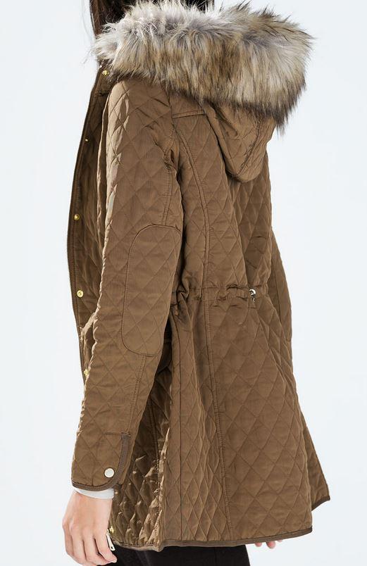 Manteau et veste femme zara