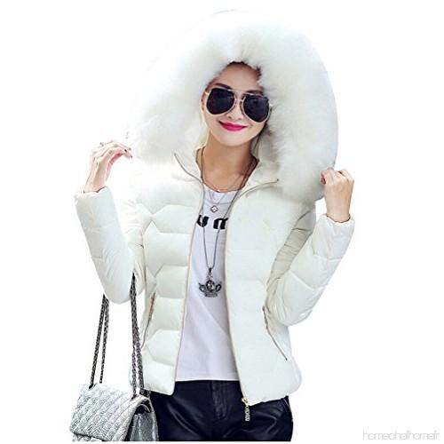 Femme capuche manteau hiver parka automne hoody