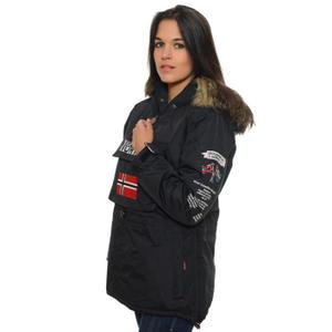 Geographical norway parka femme blanc
